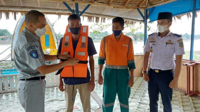 Jasa Raharja Tanda Tangan PKS dengan Kapal Wisata Danau Sipin dan Kapal Wisata Bronut Kuala Tungkal