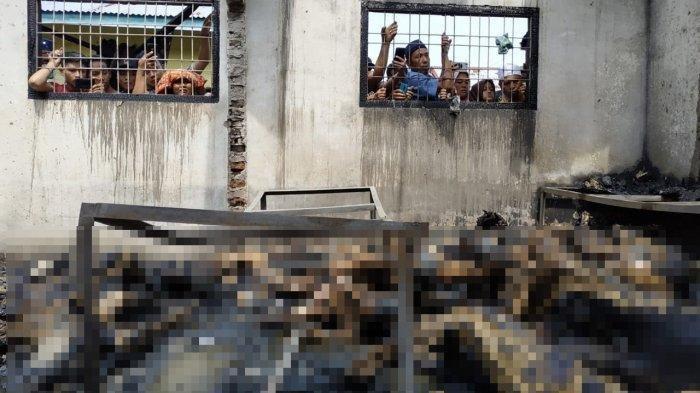 30 Orang Diperkirakan Tewas Dalam Kebakaran Pabrik Mancis di Kota Binjai