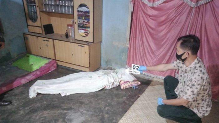 Kronologi Suami Bunuh Istri di Bungo, Gara-gara Lamaran Pria Lain ke Istrinya