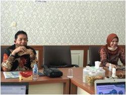 Penyampaian materi narasumber Forum DAS Jambi dan Ketua PUI WAHYD