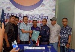 Jelang Pilwako, Mantan Ketua DPRD Sungai Penuh Fikar Azami, Isyaratkan Ingin Borong Partai