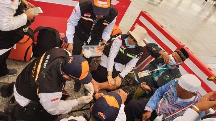 Total Sudah 3 Jemaah Haji Wafat di Madinah, Setelah dari Batam Kini dari Solo