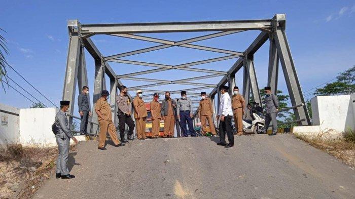 Sering Terjadi Kecelakaan, Oprit Jembatan Sugeng di Tanjung Jabung Bara Segera Diperbaiki
