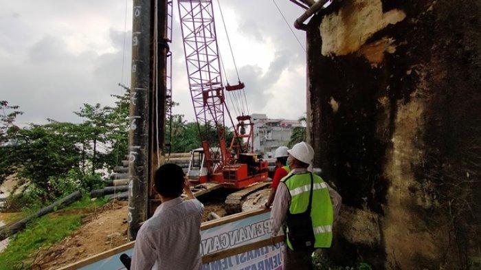 Jembatan Duplikat Sarolangun-Tembesi Diharap Kurangi Kemacetan di Simpang Jambi-Sarolangun