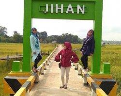 Melihat Jembatan Jihan, Akses Petani yang Disulap Menjadi Tempat Wisata di Tebo yang Bikin Nyaman