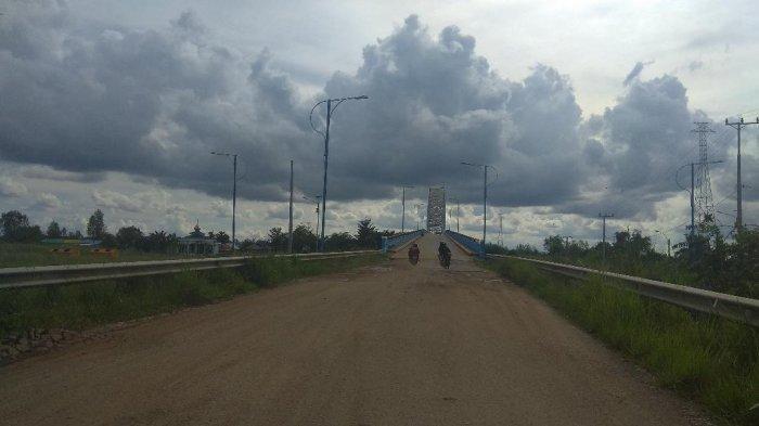 DPRD Tanjab Timur Minta Pemda Beri Penjelasan, Wacana Hibah Jembatan Muara Sabak ke Pemprov Jambi