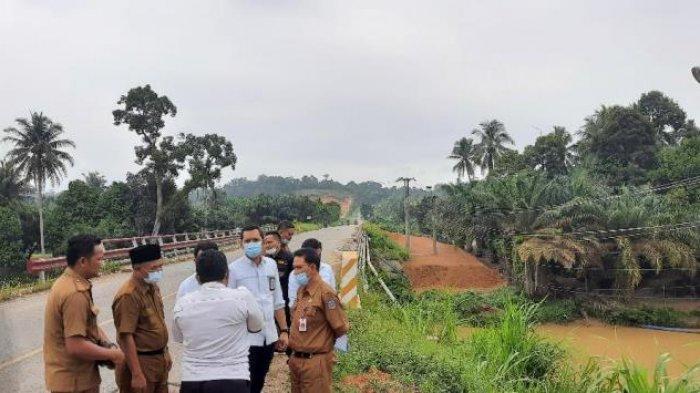 Gegara Bangun Jembatan, PLN Minta Ganti Rugi Pemkab Merangin Ratusan Juta, Ini Fakta Setelah Survei