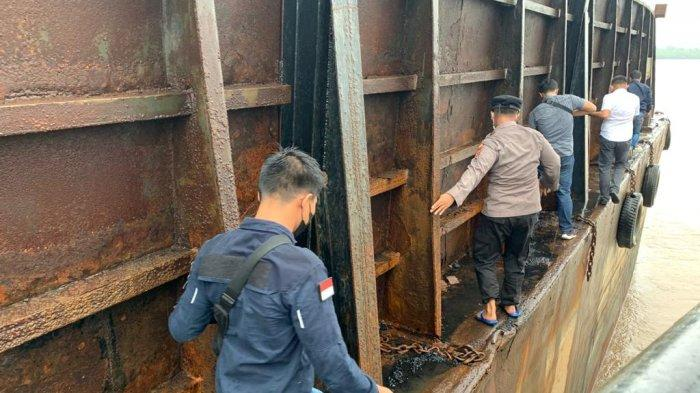 Fatal, Terungkap Penyebab Kapal Tongkang Hantam Jembatan Orang Kayo Mustika Rajo