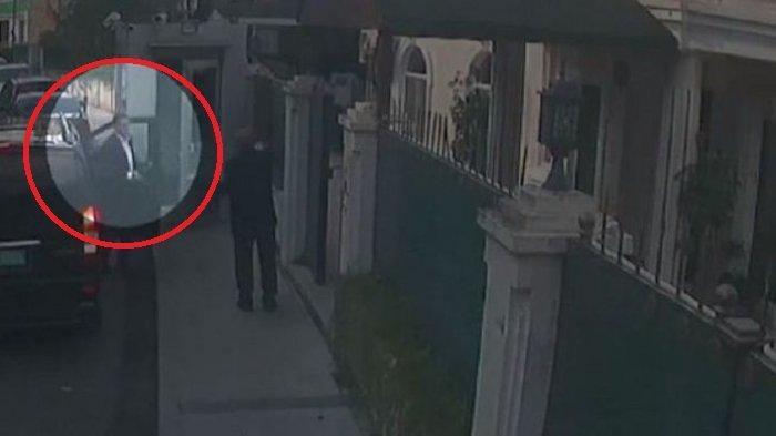 Video Ini Ungkap Mayat Khashoggi Diduga Dibawa dengan Kantung Plastik Besar