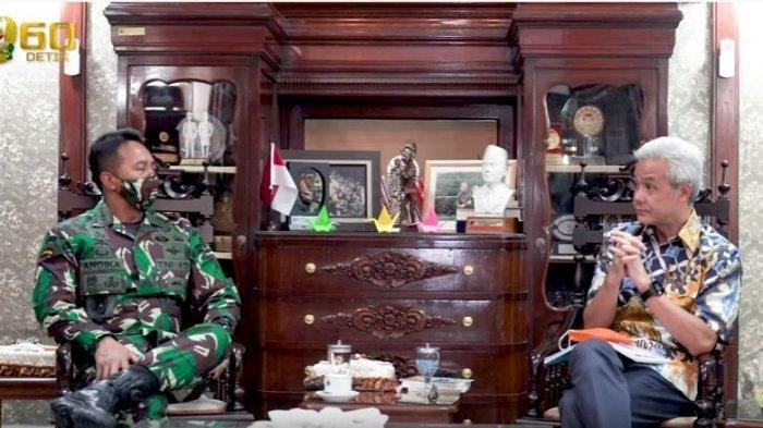 Ganjar Pranowo Bakal Gandeng Jenderal Andika Perkasa di Pilpres 2024? Disebut Pasangan Ideal