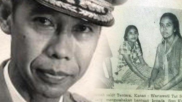 Kisah Kapolri Jenderal Hoegeng Terdiam di Makam Soekarno, Pelayat Panjangnya 11 Km