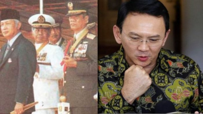 Jenderal TNI Tegas Idola Ahok Ini Pernah Gebrak Meja Rumah Presiden Soeharto, Begini Nasib M Jusuf