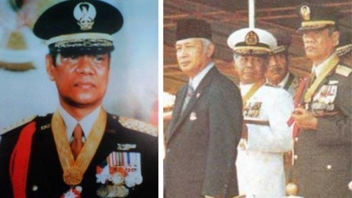 Jenderal M jusuf yang popularitasnya bikin iri Soeharto