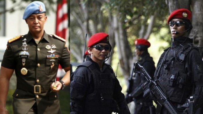 Keluarga TNI Sejati, Ayah & Anak Jadi Pasukan Kopassus, Akhirnya Menjadi Jenderal & Pimpin Prajurit