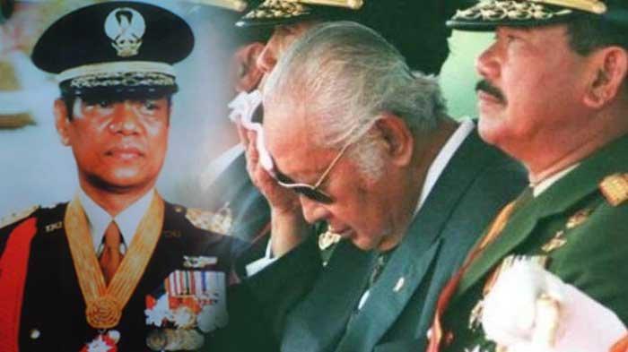 Kisah Jenderal M Jusuf Terpaksa Harus Latihan Berbaris Sebelum Ditunjuk Soeharto Jadi Panglima ABRI