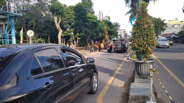 Ada Yang Keberatan Pembangunan Pedestrian Jalan Jendral Sudirman, Camat: Trotoar Perlu Revitalisasi