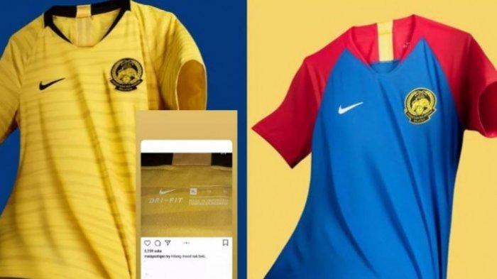 Begini Respon Fans Timnas Malaysia Saat Tahu Jersey yang Dipakai Timnasnya Buatan Asli Indonesia