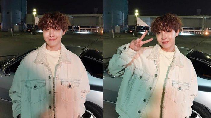 J-Hope BTS Berulang Tahun, Lakukan Siaran Langsung untuk Sapa Army