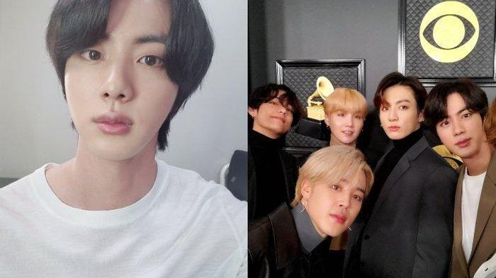 Netizen Syok Saat Jin BTS Traktir Makan Saat Suga Ulang Tahun, Kartu Kreditnya Bikin Melongo!