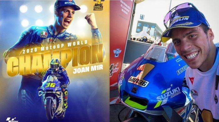Jadwal Babak Terakhir MotoGP Portugal 2020, Seri Penutup Balapan GP 2020, Joan Mir Juara Dunia