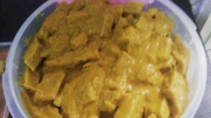 Makanan Tradisional Khas Jambi Cocok Untuk Menu Buka Puasa, Joda Resap Berkuah Susu Terjamin Rasanya