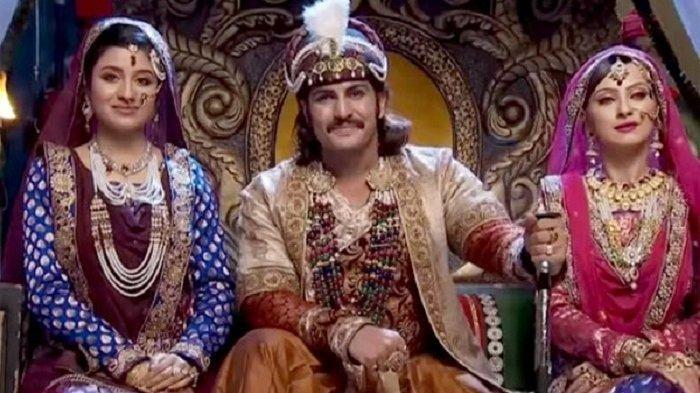 Sinopsis Jodha Akbar Episode 75 di ANTV Hari Ini, Bakshi Tersadar dan Minta Maaf ke Jodha