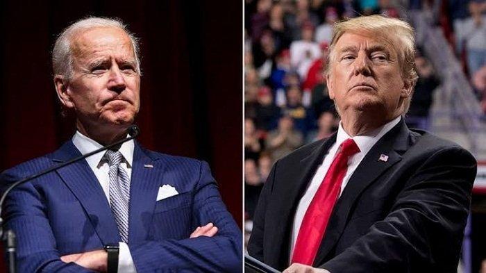 Joe Biden Atau Donald Trump Lagi yang Jadi Presiden AS, Simak Ini Plus Minusnya Untuk Indonesia