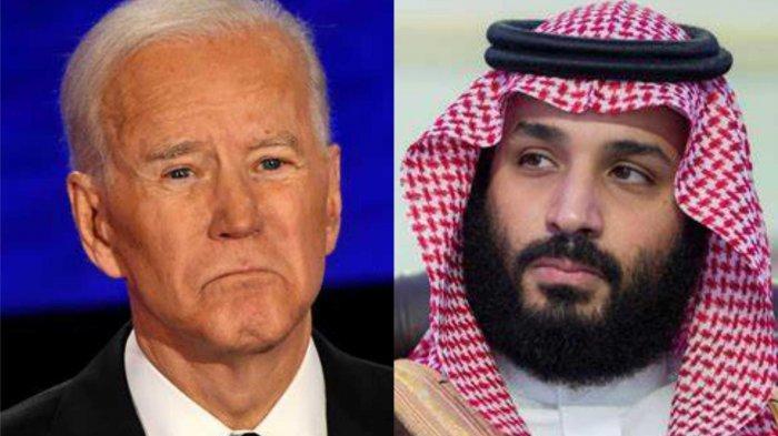 Joe Biden Sebut Mohammed bin Salman Dalang Pembunuhan, Arab Saudi Sesalkan Laporan Intel AS