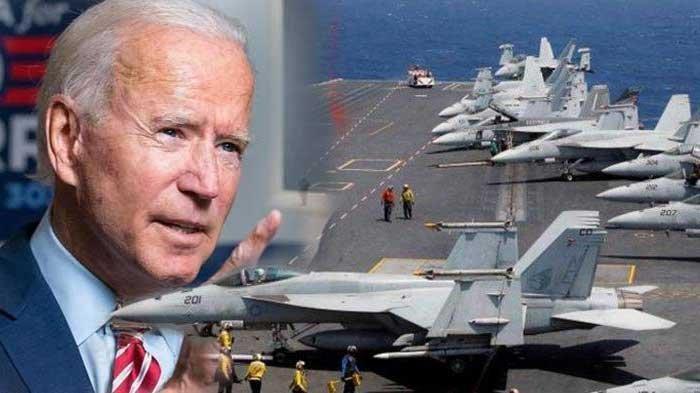 AS Ogah Lihat China Berkuasa, Joe Biden Ajak Sekutu Lindungi Negara-negara Pasifik dari Tiongkok