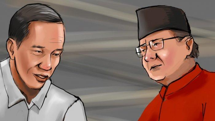 Bila Jokowi-Ma'ruf Dapat Nomor Urut 2 akan Untungkan Gerindra, Ahmad Beberkan Alasannya