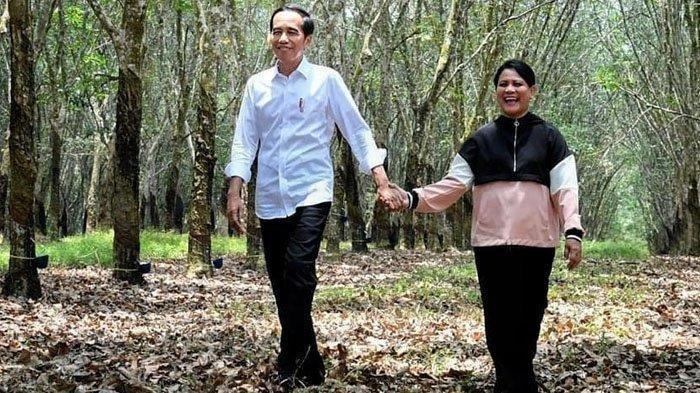 Sssttt Diam-diam Kapolri Banding-bandingkan Gaya Iriana Jokowi dengan Kapolres, Kapolda, Katanya