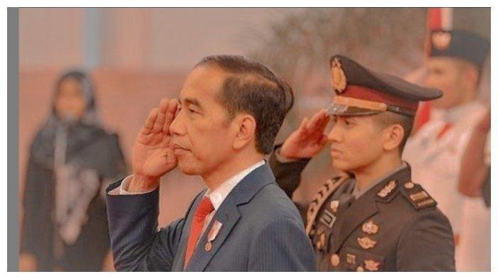 Presiden Jokowi Ulang Tahun, Ajudan Ikut Berikan Selamat Serta Doakan Hal Ini