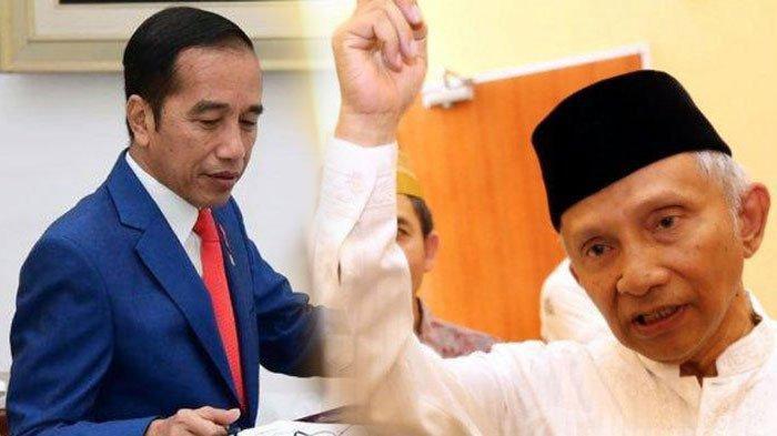 Amien Rais Ungkap Kecurigaan Isu Jabatan Presiden 3 Periode, PKS Ingatkan Jokowi Demokrasi Akan Mati