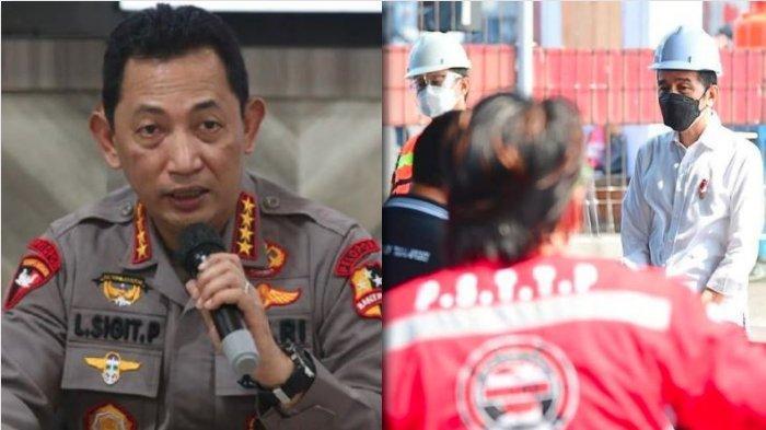 Curhat Jokowi Saat Datangi Pelabuhan Tanjung Priok, Temukan Aksi Premanisme: Ditodong Celurit