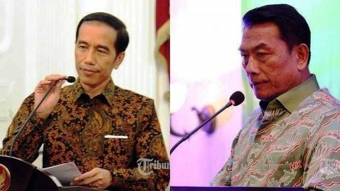 Ramai Moeldoko Ditegur Jokowi, SBY, Andi Arief hingga Rocky Gerung Langsung Komentar Begini