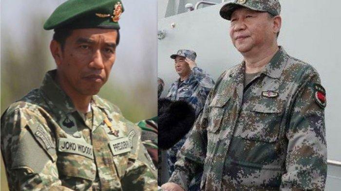 MPR RI Berang, Kapal Perang China Seenaknya Tembus Perairan Indonesia, Syarief Hasan: Sering Terjadi