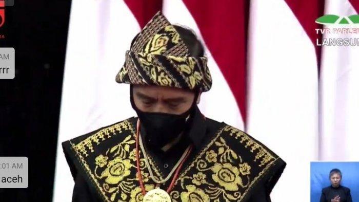 Transkrip Lengkap Pidato Kenegaraan Presiden Jokowi di Sidang Tahunan MPR, Jumat 14 Agustus 2020