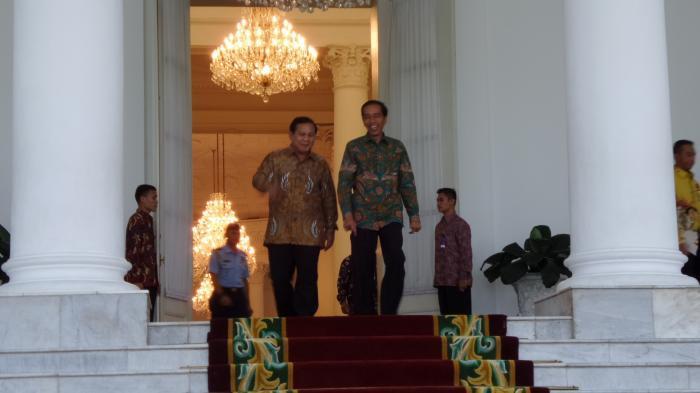 Hasil Survei 4 Lembaga Survei Elektabilitas Terbaru Capres Jokowi dan Prabowo, Siapa yang Unggul?