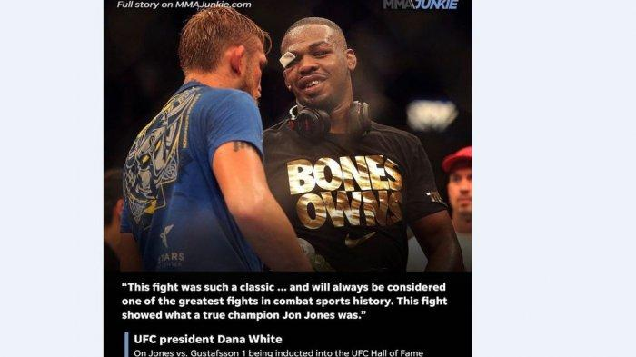 Jon Jones tak Terima Status Petarung No 1 UFC Diambil Khabib ,Ternyata Ini Alasan Sebenarnya