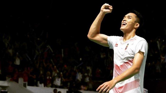 Fuzhou China Open 2018 - Jadwal dan Link Live Streaming, Tommy Sugiarto Main 11.40 WIB Jonatan 14.00