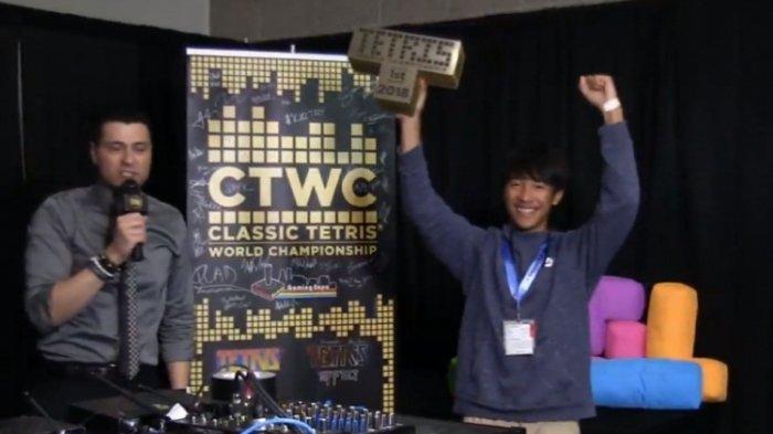 2 Tahun Latihan Hingga Berjam-jam, Akhirnya Anak Ini Jadi Juara Dunia Tetris