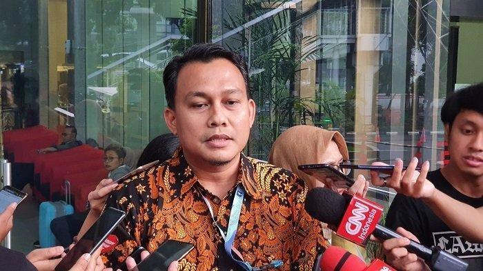 Pelaksana Tugas (Plt) Juru Bicara Bidang Penindakan KPK Ali Fikri