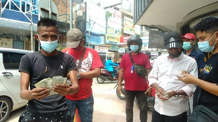 Polda Jambi Kembali Tertibkan Jukir Liar di Kawasan Pasar, Mengaku Raup Minimal Rp 80 Ribu Sehari