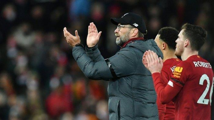 Pelatih Liverpool Bongkar Strateginya Bisa Menang Lawan AC Milan Tadi Malam
