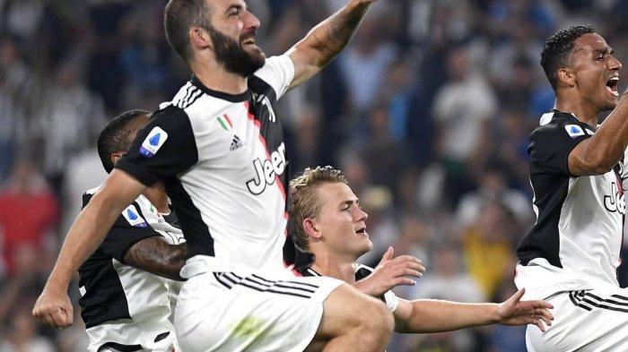 Link Nonton LIVE Streaming RCTI Juventus vs Sassuolo Liga Italia, Gratis, Kick Off Pukul 02.45 WIB