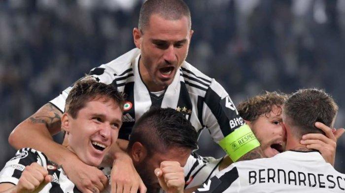 Juventus vs AS Roma Live Streaming di Bein Sport, Statistik Nyonya Tua Dipertaruhkan