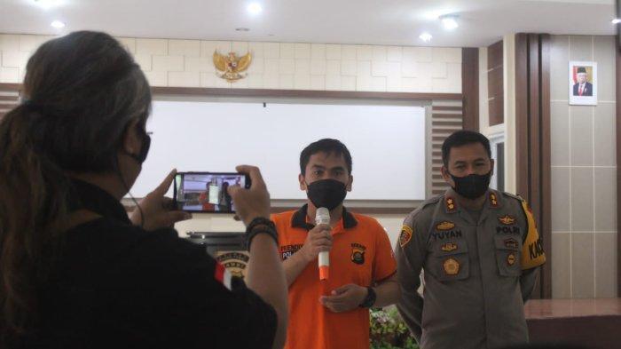 Perwira Polres Muarojambi Minta Maaf Setelah Video Wartawan Tribun Diintimidasi Viral