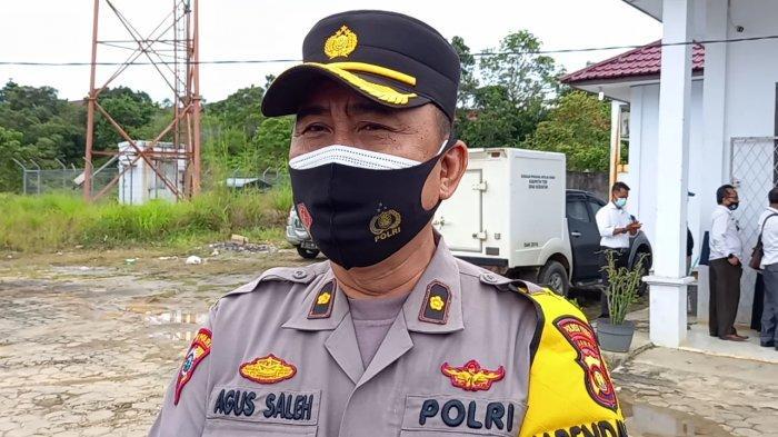 200 Personil Gabungan Disiapkan Untuk Pos Penyekatan di Tebo