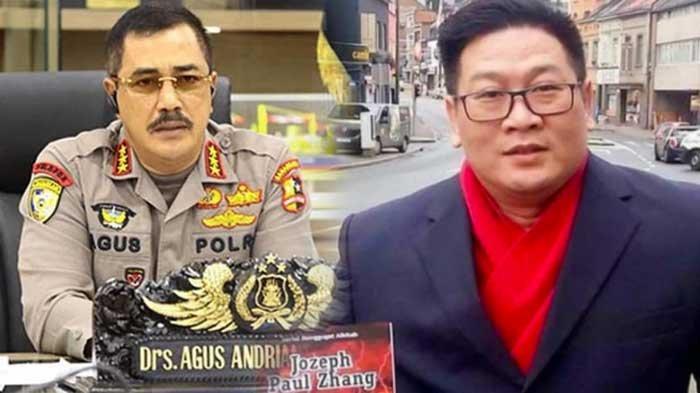 Polri Sudah Tahu Keberadaan Jozeph Paul Zhang, Ini yang Bakal Polisi Lakukan untuk Menangkapnya
