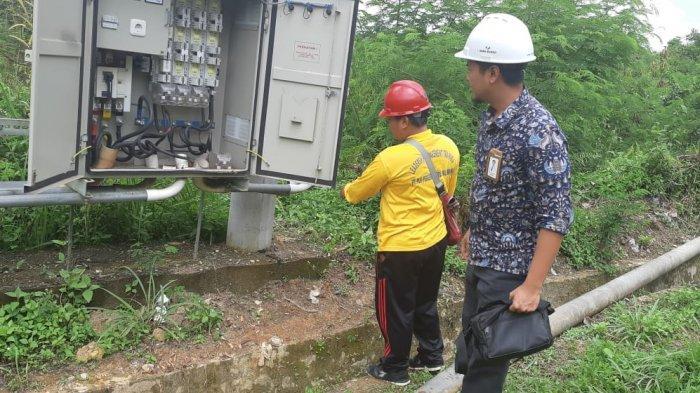Gardu PLN Diserang Tupai, Beberapa Kawasan di Kota Jambi Terjadi Pemadaman Listrik